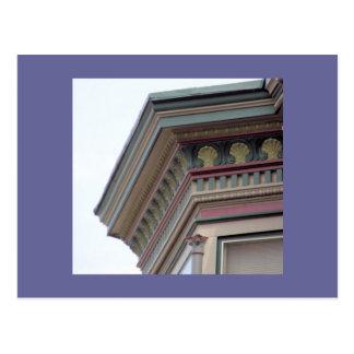 Window Detail Postcard