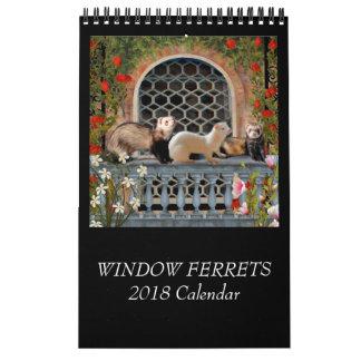 Window Ferrets Calendar