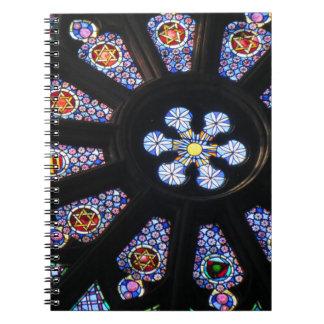 Window in Barcelona Notebook