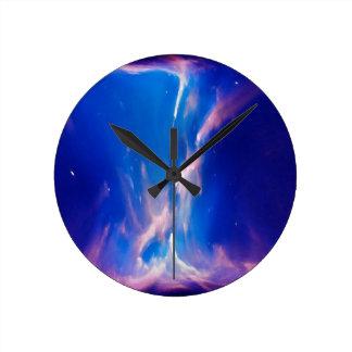 Window into my Dreams Round Clock