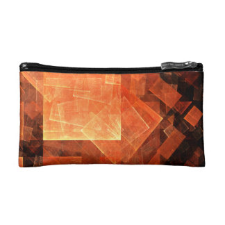 Window Light Abstract Art Cosmetic Bag