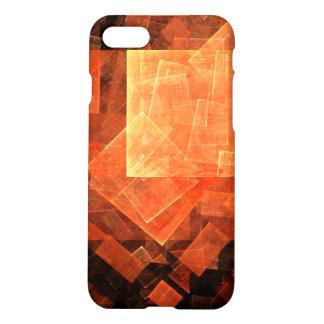 Window Light Abstract Art Matte iPhone 7 Case