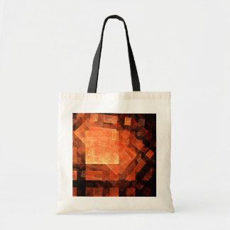 Window Light Abstract Art Tote Bag