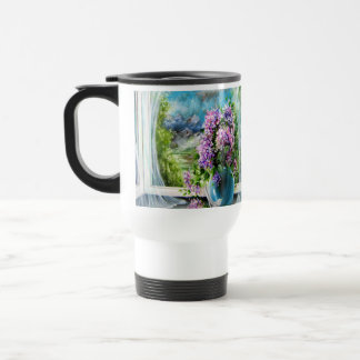 Window of my World Design Travel Mug