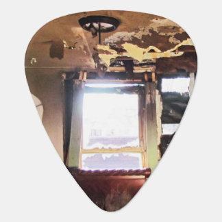 Window of Poverty Guitar Pick