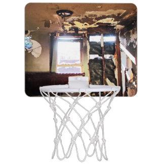 Window of Poverty Mini Basketball Hoop