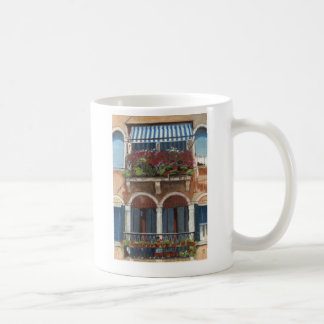 Window of Venice Coffee Mug