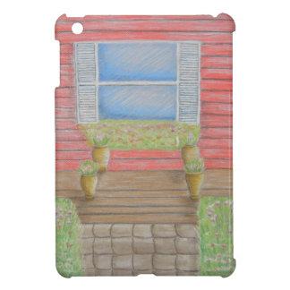 window porch iPad mini case