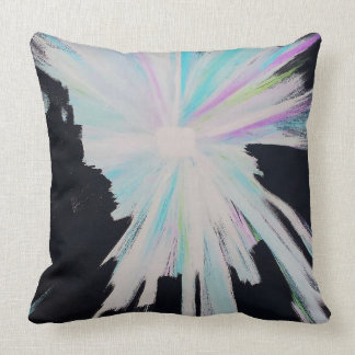 Window Rays Pillow Large