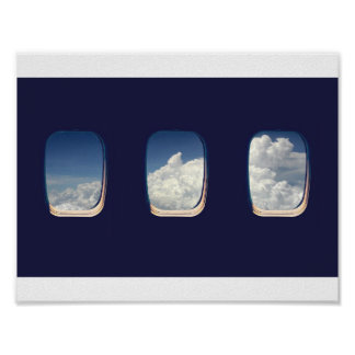 Window Seat Poster