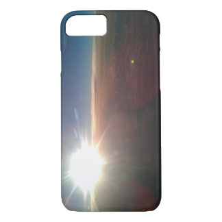 Window Seat Sunset phone case