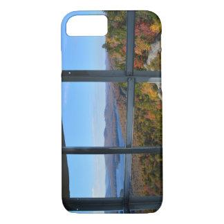 Window to Bald Mountain iPhone 7 Case