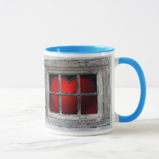 Window to my Heart Mug
