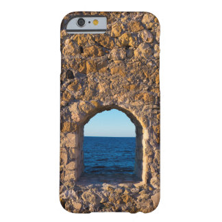 Window to the Aegean Sea Barely There iPhone 6 Case