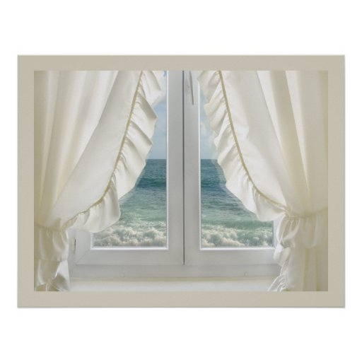 Window To The Sea - poster