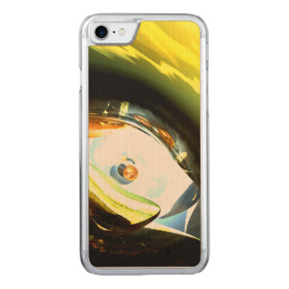 Window to the Soul Abstract Carved iPhone 8/7 Case