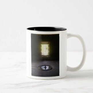 Window Two-Tone Coffee Mug