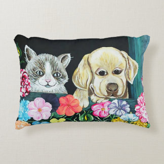 WindowBox Pets pillow for child