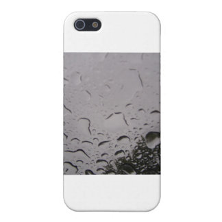 Windowpane Rain Cover For iPhone 5/5S