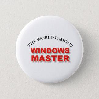 windows 2 inch round button