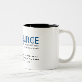 Windows Cup'a Joe Mug 11 oz. Mug
