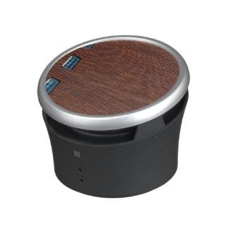 Windows in a Brickwall Building Bluetooth Speaker