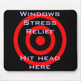 Windows Stress Relief Mouse Pad