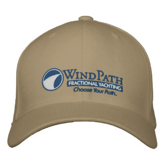 WindPath Hat Embroidered Hat