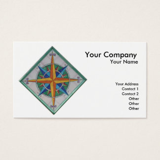 Windrose Business Card
