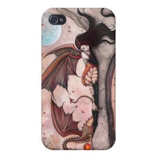 Winds of Autumn Fairy iPhone 4 Case