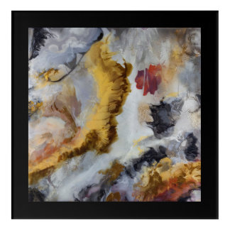 Winds of Change Abstract Art By Shelley Stroeve