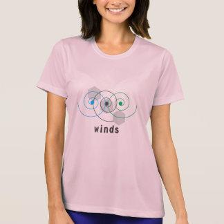 winds t-shirt woman