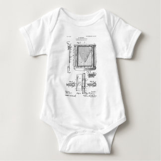 Windshield Wipers, Mary Anderson, Inventor Baby Bodysuit