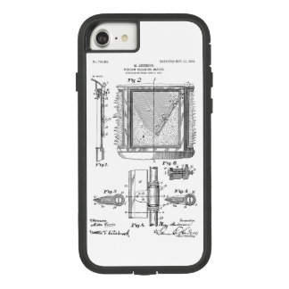 Windshield Wipers, Mary Anderson, Inventor Case-Mate Tough Extreme iPhone 8/7 Case