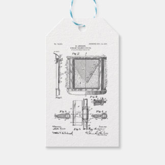 Windshield Wipers, Mary Anderson, Inventor Gift Tags