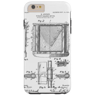 Windshield Wipers, Mary Anderson, Inventor Tough iPhone 6 Plus Case