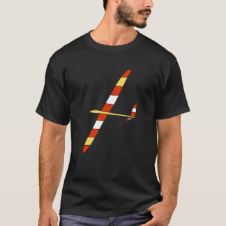 WIndsock shirt with plane design on front