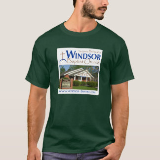 Windsor Baptist Church Podcast T-Shirt