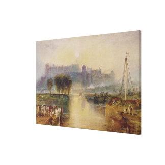 Windsor Castle Canvas Print