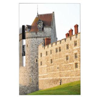 Windsor Castle Dry Erase Whiteboards