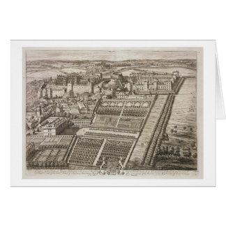 Windsor Castle, engraved by Johannes Kip (c.1652-1 Card