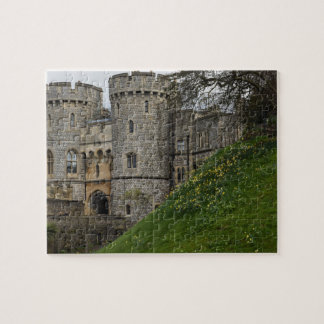 Windsor Castle in England Jigsaw Puzzle