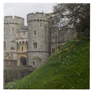 Windsor Castle in Windsor England Tile