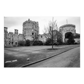Windsor castle photo print