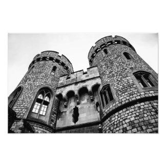 Windsor castle photo print