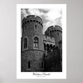 Windsor Castle Poster