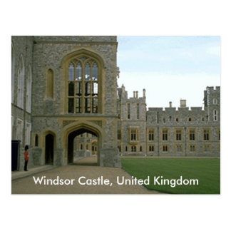 Windsor Castle, United Kingdom Postcard