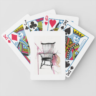 Windsor Chair Bicycle Playing Cards
