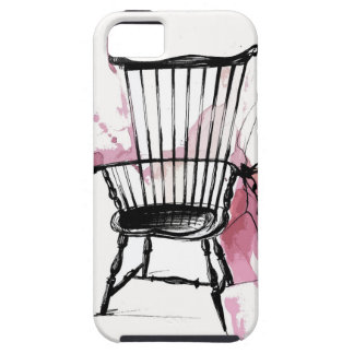 Windsor Chair Case For The iPhone 5