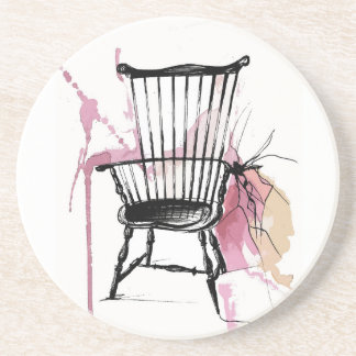 Windsor Chair Coaster